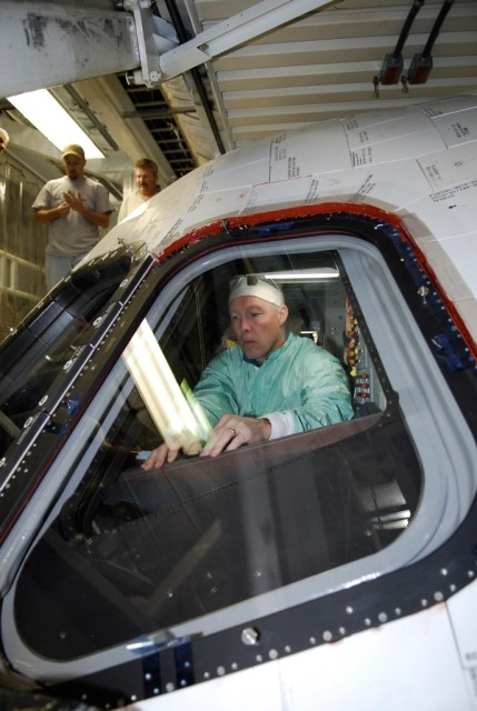 space shuttle window - photo #31